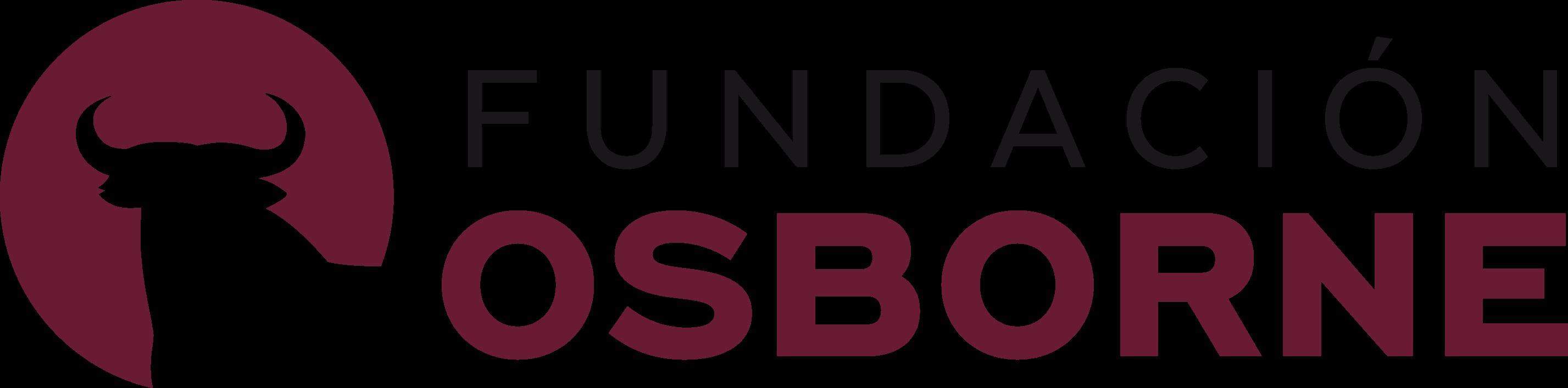 Logo de la Fundación Osborne