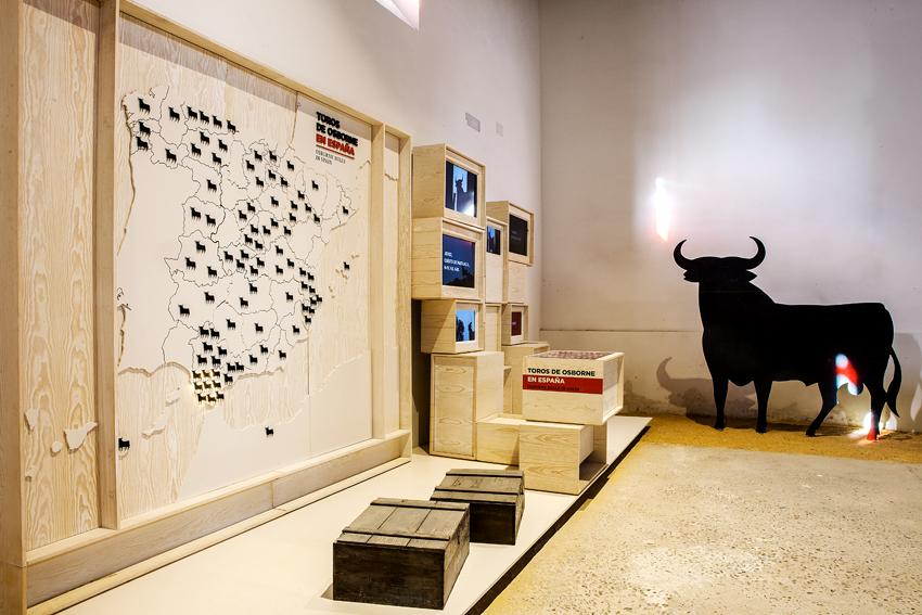 Espacio Toro Gallery: Mapa interactivo de los 94 Toros que tenemos en las carreteras de la geografía Española.