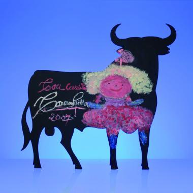 Carmen Sevilla_50 Aniversario Toro de Osborne