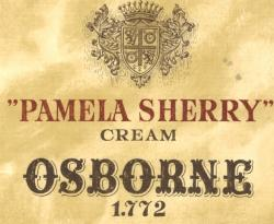 Pamela Sherry Cream, Osborne 1772