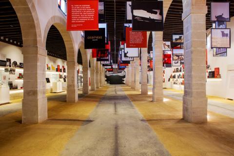 Inauguración de nuestro nuevo espacio cultural Toro Gallery en nuestras bodegas centenarias de El Puerto de Santa Maria.