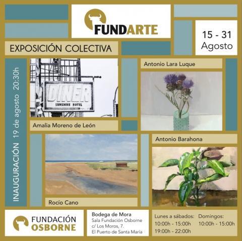 Fundación Osborne da comienzo a la tercera muestra del ciclo estival FundArte