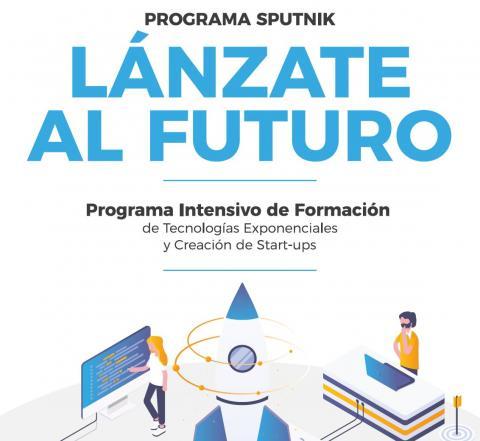 Cartel lanzamiento Programa Sputnik