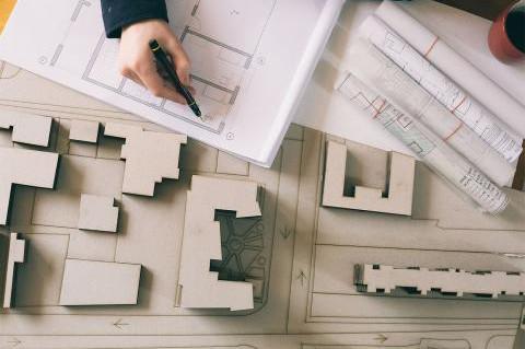 Infografías y planos de los estudiantes de la universidad de Arquitectura de Sevilla